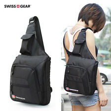 SwissGear Hiking Crossbody Messenger Bag Tablet PC sling bag Casual Chest pack