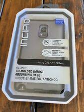 Genuine Incipio Octane Samsung Galaxy Note Edge Hard Shell Snap Case Frost NEW