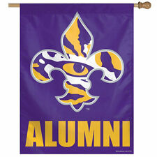 LSU Tigers Alumni House Flag or Banner