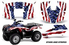 Honda Recon ES Fourtrax AMR Racing Graphic Kit Wrap Quad Decal ATV 2005-2014 USA