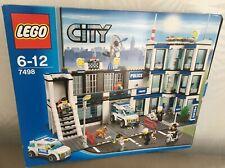 LEGO City 7498 – Polizeistation mit OVP