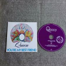 Queen CD Single Card Sleeve You're My Best Friend / 39