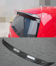Carbon Fiber Rear Roof Wing Spoiler Fit For Volkswagen VW Golf7 GTI MK7 RZ