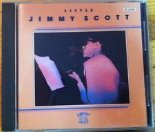 Very Truly Yours by Little Jimmy Scott (Savoy Jazz CD 1993)