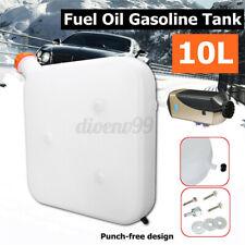 10L Plastic Fuel Oil Gasoline Tank Kit For Car Truck Air Diesel Parking Heater U
