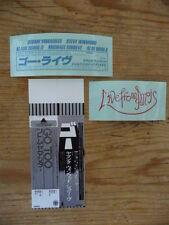 Stomu Yamashta:Go:2 Promo Obi+2 Stickers [no cd japan mini-lp schulze klaus Q