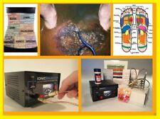 Max Detox Ionic Aqua Cleanse BEFE Foot Spa Bath Machine, one ionizer array