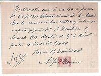 Regno - 1916 - cent 20 - Sassone 107 -  Annullato a Penna