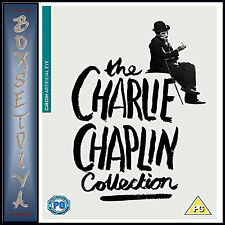 THE CHARLIE CHAPLIN COLLECTION - 12 DVDS  *BRAND NEW DVD BOXSET***