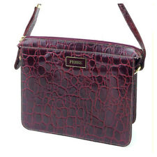 Gianfranco Ferre Shoulder bag Red Woman Authentic Used A620