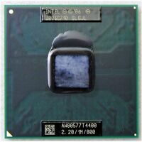 Intel Pentium Dual Core CPU 2.2 GHz 1M 800 T4400 Mobile CPU Processor SLGJL