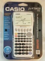 Casio fx-9750GII-WE Graphing Calculator NEW