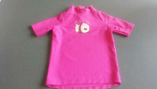UV Shirt Mädchen Blubberfishmädchen Pink Gr. 104