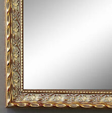 Spiegel Wandspiegel Badspiegel Flur Garderobe Barock Antik Brescia Gold 2,0