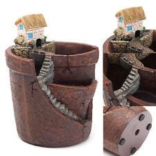 Sky Garden Succulent Plant House Herb Flower Basket Planter Pot Trough Box Bed