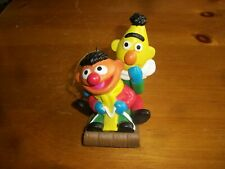 Bert and Ernie Sesame Street Muppets Vintage Christmas Ornament