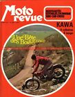 MOTO REVUE 2086 BULTACO 325 KAWASAKI Z 900 Z1 500 Mach 3 HONDA CB 750 1972