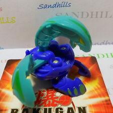 Bakugan Wavern Green over Blue Dual Attribute B2 Bakuswap 360G & cards