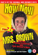MRS BROWNS BOYS Brown's Boy How Now Part 6 Original DVD Box Set R4