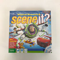 Disney Magical Moments Scene It? Board Game New Unused Part Sealed