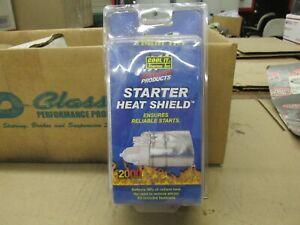 Cool It Thermo Tec Starter Heat Shield Kit 14150 New