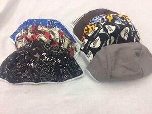 2 New Comeaux Caps Welding Skull Hats Beanie Welders NO Brim Assorted Pattern