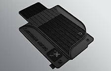 GENUINE MITSUBISHI L200 SERIES 5 ( 2014 on) RUBBER MAT SET D/C (FRONT AND REAR)