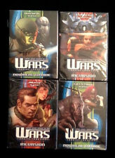 LOT OF 4 : WARS -TRADING CARD GAMES - ASSORTMENT OF 4 FACTORY SEALED *FREE SHIP*