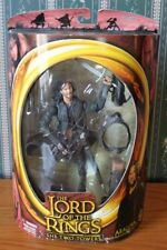 Lord of the rings the Two Towers Aragorn action figure 2002 Marvel Toy Biz