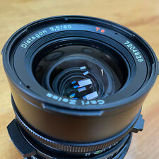 ZEISS Distagon T CF 60mm f/3.5 CF Lens For Hasselblad, CLA 2019