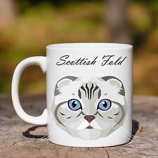 Tazza SCOTTISH FOLD GATTO CAT MUG