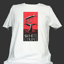 THE WHITE STRIPES INDIE PUNK ROCK T-SHIRT strokes pixies beck S-3XL