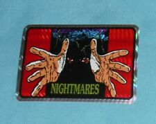 vintage NIGHTMARES movie PRISM STICKER