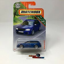'02 Audi RS 6 Avant * Blue * Matchbox * G27