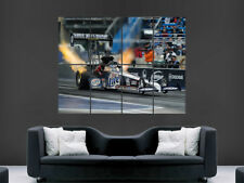 Drag Racing POSTER AUTO DRAGSTER USA velocità Wall Art Print PICTURE GIGANTE