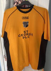 Brentford Away Shirt Season 2003/4 Size XL