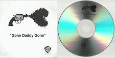 gnarls barkley - WHO CARES - GONE DADDY GONE seltene britische Promo-CD