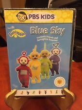 Teletubbies:  Blue Sky-Fantastic Friends and Springtime Surprises (DVD,2006)MfgS