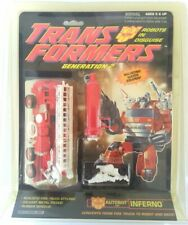 Transformers Generation 2 Inferno Fire Engine Mint In Sealed Package G2 Hasbro