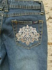 Angels Jeans Women's jeans size 3 actual inseam 30.50 boot cut