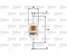 Kraftstofffilter  VALEO  587005