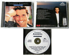 THOMAS ANDERS Down On Sunset . 1992 White Polydor CD TOP