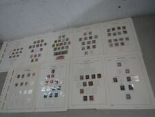 Nystamps British Gb old stamp collection Album page Scv $3000