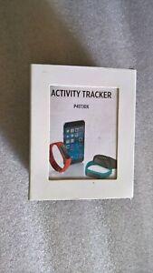 LOOOQS Activity Tracker Black Wasserdicht schwarz Aktivitätsarmband Sport