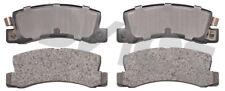 Disc Brake Pad Set-GTS Rear ADVICS AD0325