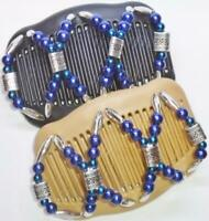 """BUY ONE GET ONE African Butterfly US SELLER MS0A Angel Wings Hair Clips 4x3.5/"""""""