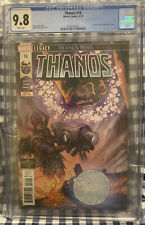 Thanos 16 CGC 9.8 1st Appearance Fallen One Silver Surfer Black Marvel 2018