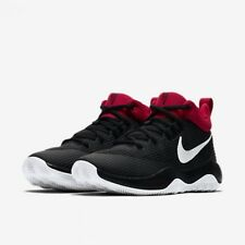 Nike Zoom Rev Damen-Basketball schuhe 897626-001 Schwarz Neu Gr.41