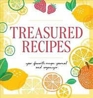 Treasured Recipes : Your Favorite Recipe Journal and Organizer, Paperback by ...