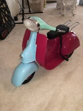 Motorcycle And Helmet For American Girl 18� Dolls